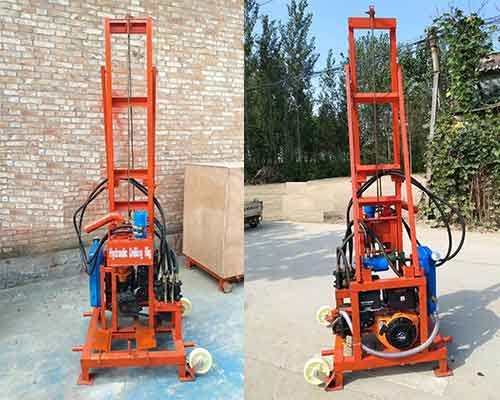 Hydraulic Water Drilling Rig
