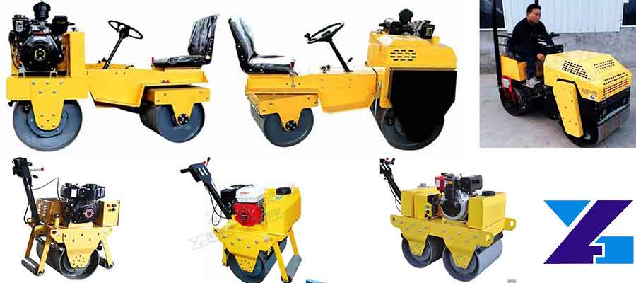 Many Types of Mini Road Roller for Sale