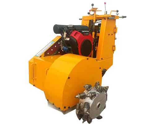 Multi-function Hydraulic Floor Scarifier Machine