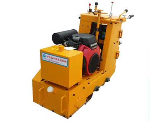 Full Hydraulic Floor Scarifying Machine
