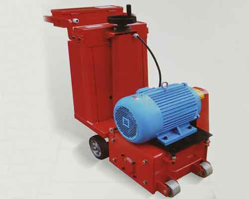 Electric Floor Scarifying Machine