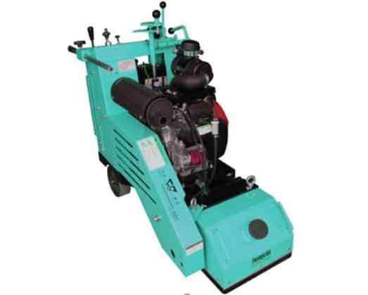 Hydraulic Concrete and Asphalt Floor Milling Machine