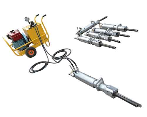 Hydraulic Rock Splitter for Sale