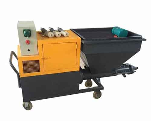 Mortar Plastering Machine for Wall