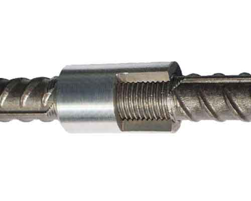 Reinforcement Threaded Rebar Mechanical Couplers