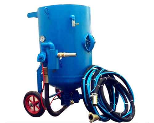 Sand Blasting Machine for Sale