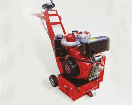 Diesel Concrete Floor Scarifier for Sale