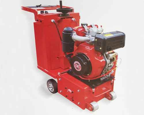 Yugong Machinery Concrete Floor Scarifier with Diesel Engine
