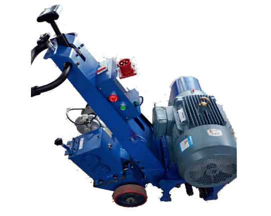 Electric Automatic Floor Scarifying Machine