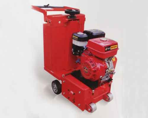 Floor Scarifying Machine with Gasoline Engine
