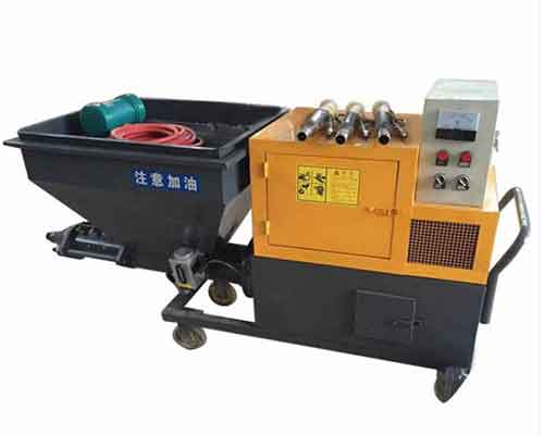 Yugong Mortar Spraying Machine for Sale