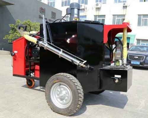 Asphalt Crack Filler Machine