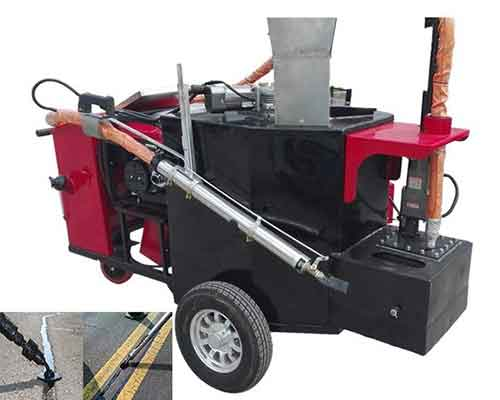 Asphalt Crack Filler Machine for Sale
