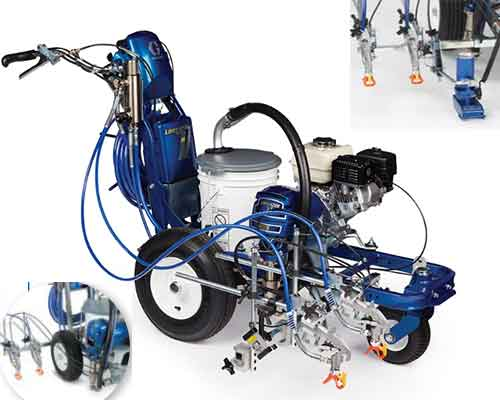 Graco Striping Machine Linelazer IV3900