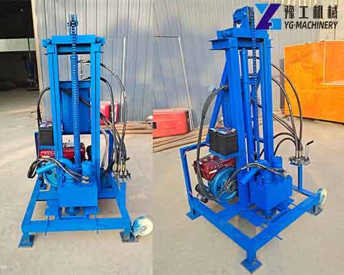 Hot Borehole Drilling Machine Price