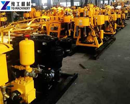 Portable Core Drilling Machine Manufacturer