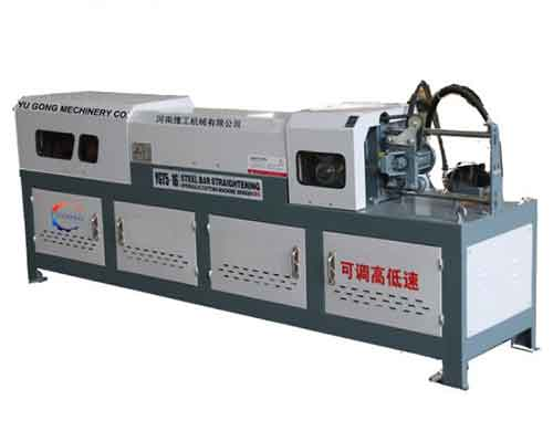 Rebar Straightening And Cutting Machine for Sale