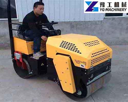 Vibratory Tandem Roller Machine Price
