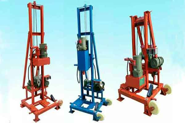Water Well Drilling Rig Machine for Sale