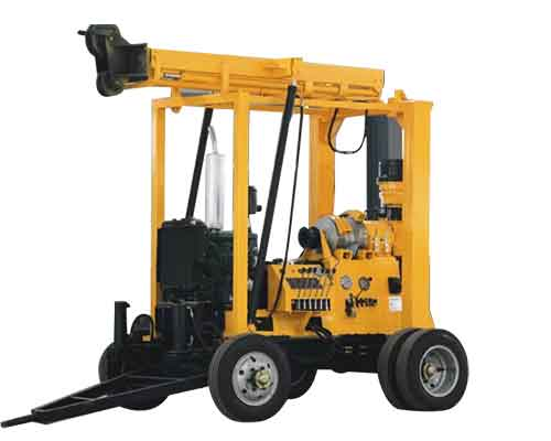 Tractor Mounted Water Well Drilling Rig Machine for Sale