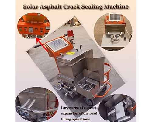 Asphalt Crack Sealing Machine for Sale