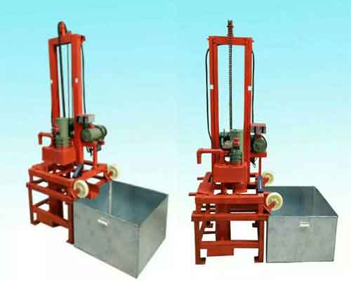 Two Phase Tank Type Small Water Well Drilling Rigs for Sale
