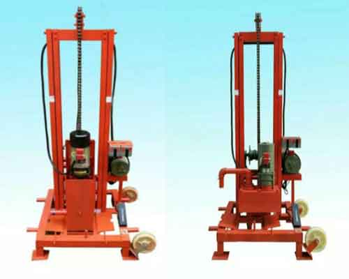 HY-180B Two Phase Electric Telescopic Water Well Drilling Rig