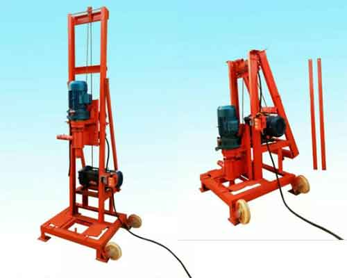 Three Phase Fold Water Well Drilling Rigs for Sale