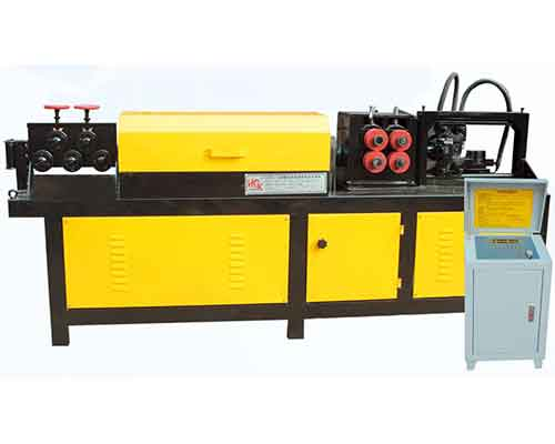 High Speed Wire Straightening And Cutting Machine