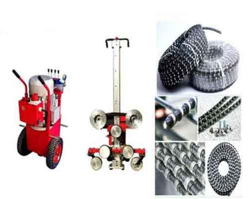 Hydraulic Stone Cutter