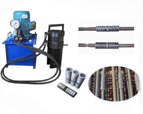 Rebar Cold Extrusion Press Machine
