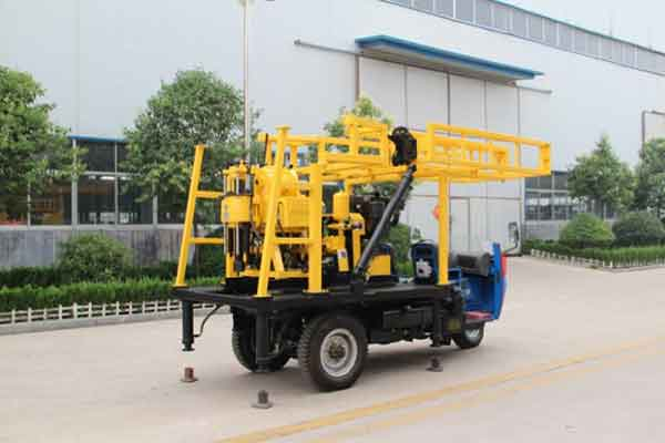 Tractor Mounted Water Well Drilling Rigs for Sale - Yugong