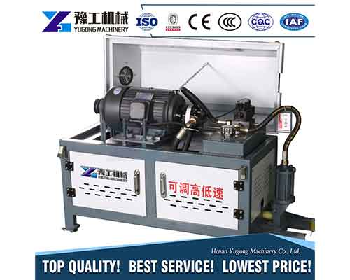 Steel Bar Straightening Cutting Equipment