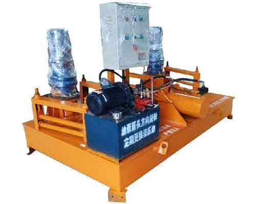 I-Beam Rebar Bending Machine