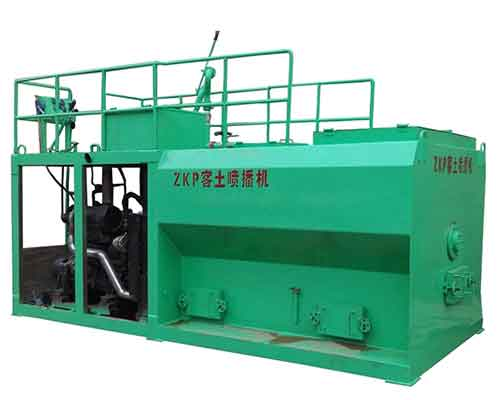 Hydroseeding Machine for Sale