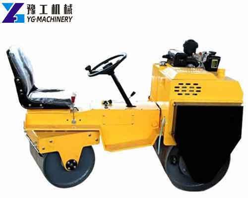 Ride-on Roller Machine Manufacturer