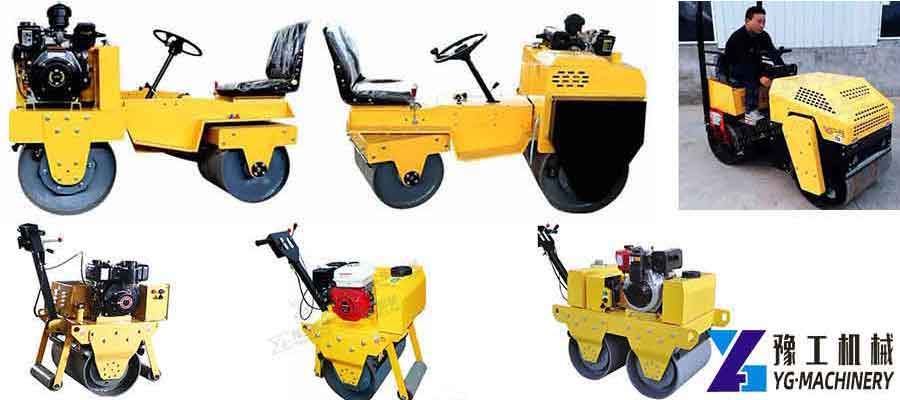 Various Road Roller Machine for Sale