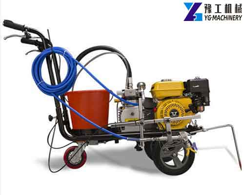 Cold Paint Road Marking Machine Manufacturer