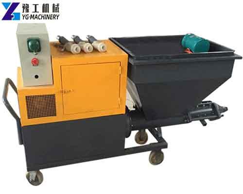 Mortar Spraying Machine Manufacturer