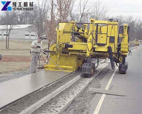 Cement Curbing Machine Manufacturer