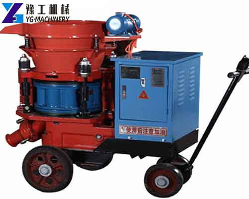 Shotcrete Machine Manufacturer