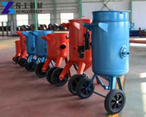 Portable Sand Blasting Machine Manufacturer