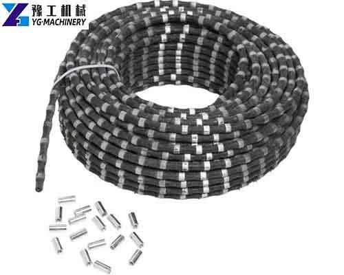 Diamond Rope Cutting Saw