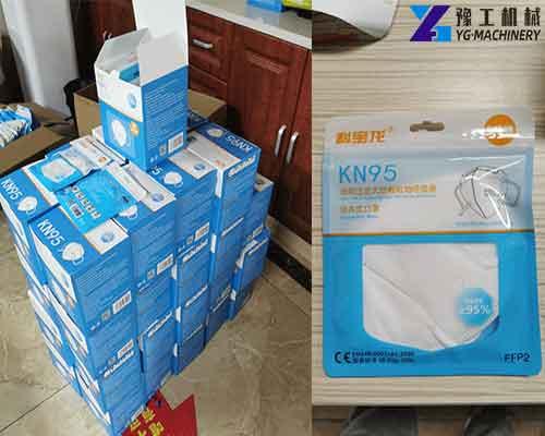 YG N95 Masks for Sale
