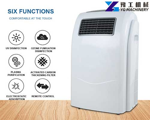 Disinfection Machine Features