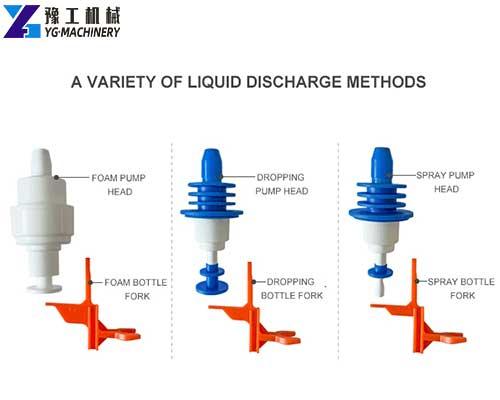 A Variety of Liquid Discharge Methods