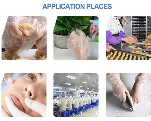 Application of Disposable Gloves
