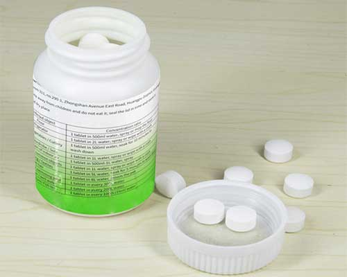 Chlorine Dioxide Disinfection Tablets for Sale