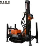 Crawler Mounted Water Well Drilling Rigs for Sale