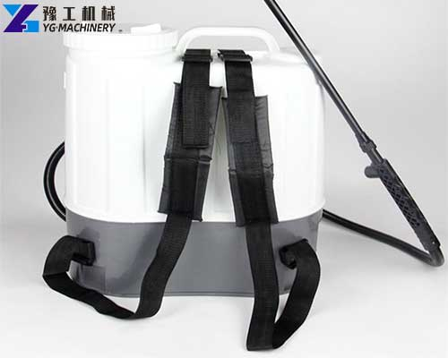Electrostatic Sprayer Backpack